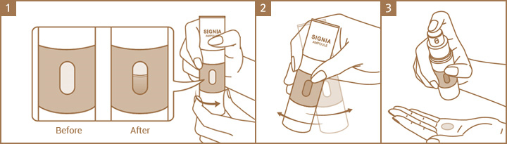 [Hera] Signia Ampoule how to use