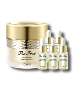 Ohui the first cell revolution night treatment mask & oil