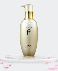 The History of Whoo Cheongidan Hwahyun Cleansing Foam 200ml MyKBeauty