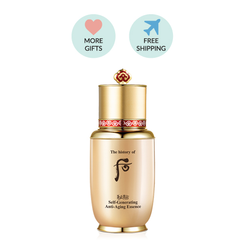 [The-History-of-Whoo]-Self-Generating-Anti-Aging-Essence-(Bichup-Ja-Saeng-Essence)-(50ml)