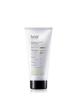 Belif-Creamy-Cleansing-Foam-Moist-160ml-MyKBeauty-Australia