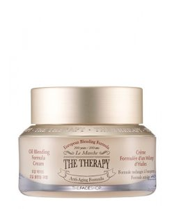 The-Face-Shop-The-Therapy-Royal-Made-Oil-Blending-Cream-MyKBeauty-50ml