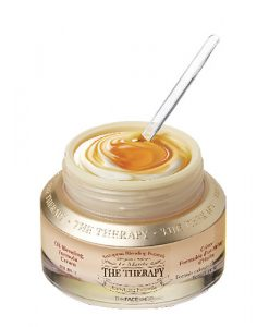 The-Face-Shop-The-Therapy-Royal-Made-Oil-Blending-Cream-MyKBeauty-50ml_Texture