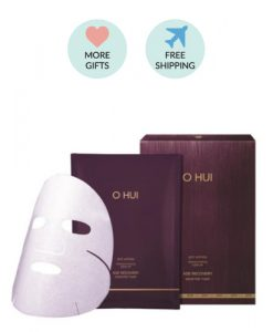 OHUI-Age-Recovery-Essential-Mask-27ml-x-8
