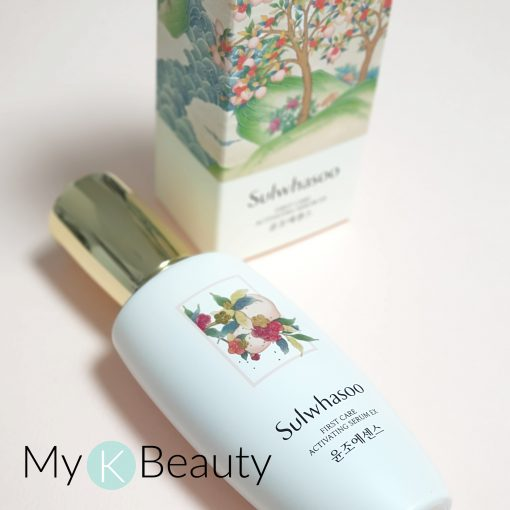 Sulwhasoo Peach Blossom Spring Utopia Limited Edition First Care Activating Serum_MyKBeauty