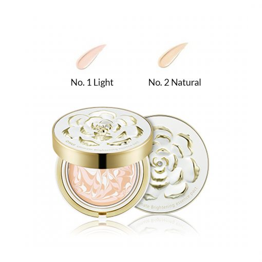 Ohui ULTIMATE BRIGHTENING essence pact 2 colours