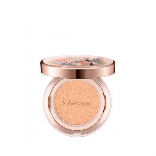 Sulwhasoo Perfecting Cushion EX 2019 Phoenix limited collection 3 mykbeauty