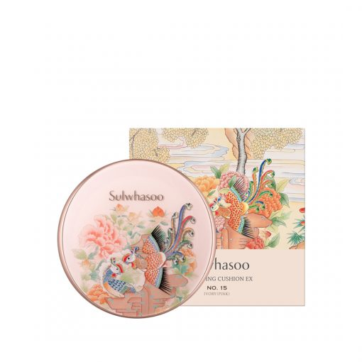 Sulwhasoo Perfecting Cushion EX 2019 Phoenix limited collection 4 mykbeauty