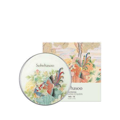 Sulwhasoo Snowise Brightening Cushion 2019 Phoenix limited collection 1 mykbeauty
